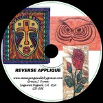 Reverse Machine Applique - CD