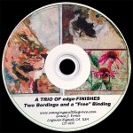 A Trio of Quilt Edge-Finishes - CD