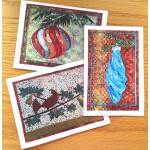 Christmas Notecards Set of 3