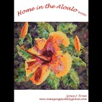 Home in the Aloalo Quilt Pattern