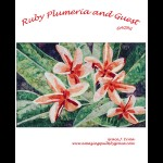 Plumeria and Guest Quilt Pattern