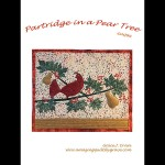 Partridge in a Pear Tree Quilt Pattern