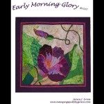Early Morning Glory Quilt Pattern