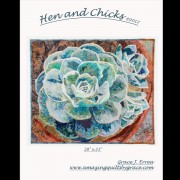Hen and Chicks Quilt Pattern