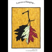 Leaves-a-Hanging Quilt Pattern