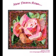 The New Dawn Rose Quilt Pattern