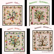 All Four Seasons Quilt Patterns
