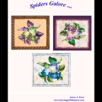 Spiders Galore Quilt Pattern