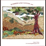 Summer in the Canyon Quilt Pattern