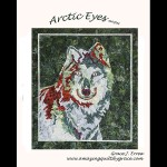 Artic Eyes Quilt Pattern