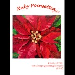 Ruby Poinsettia Quilt Pattern