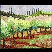 Tuscan Olive Grove Quilt
