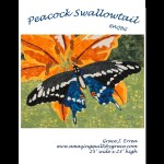 Peacock Swallowtail Quilt Pattern