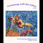 Swimming with the Fishes Quilt Pattern