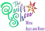 The Quilt Show with Alex Anderson
